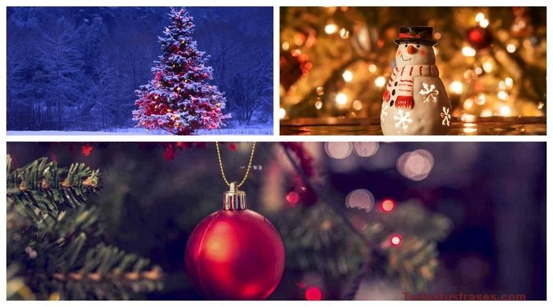 Fondos De Pantalla De Navidad En Fullhd Todas Tus Frases