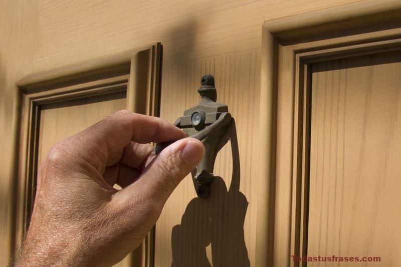 Si alguien llama a tu puerta - Gabriel García Márquez