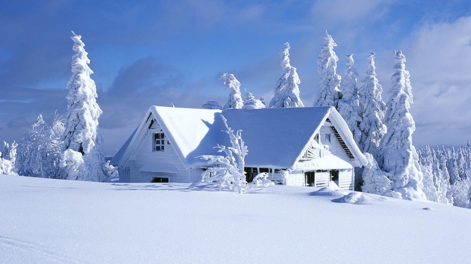 Fondos de pantalla de invierno en FullHD
